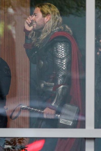 數月前多張拍攝現場照已暗示《Avengers: Infinity War – Part 2》部份情節!?