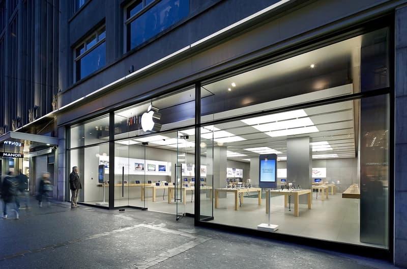 事出突然-蘇黎世 Apple Store 發生手機電池過熱冒煙事故