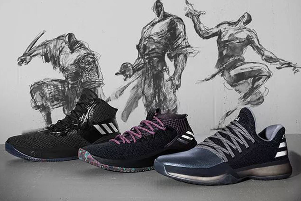 2018 中國新年各品牌「CNY」别注鞋款一览