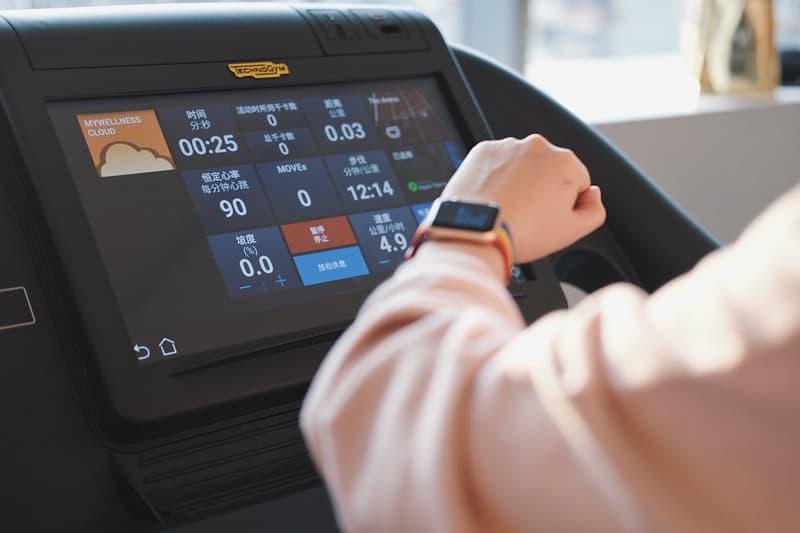Apple Watch 更新 GymKit 實現即時同步健身數據