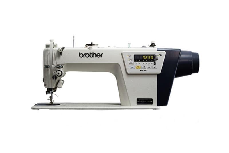兄弟工業推出全新「NEXIO S-7250A」電子自動切線平縫機
