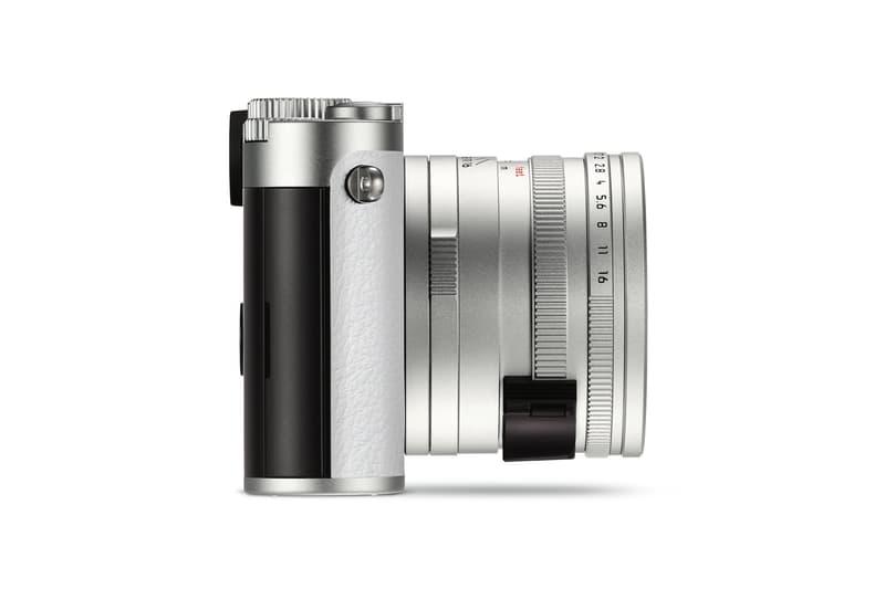 Leica 攜手 Iouri Podladtchikov 打造 Leica Q「皓雪」特別版相機