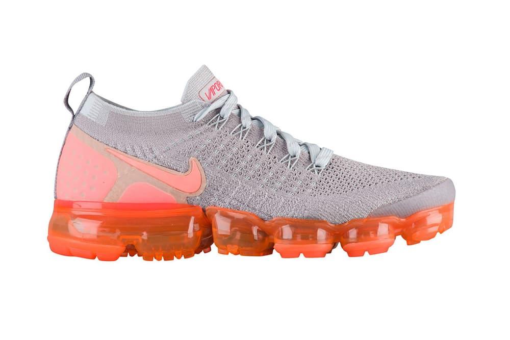 搶先預覽 Nike Air VapoeMax Flyknit 2.0 全新配色系列