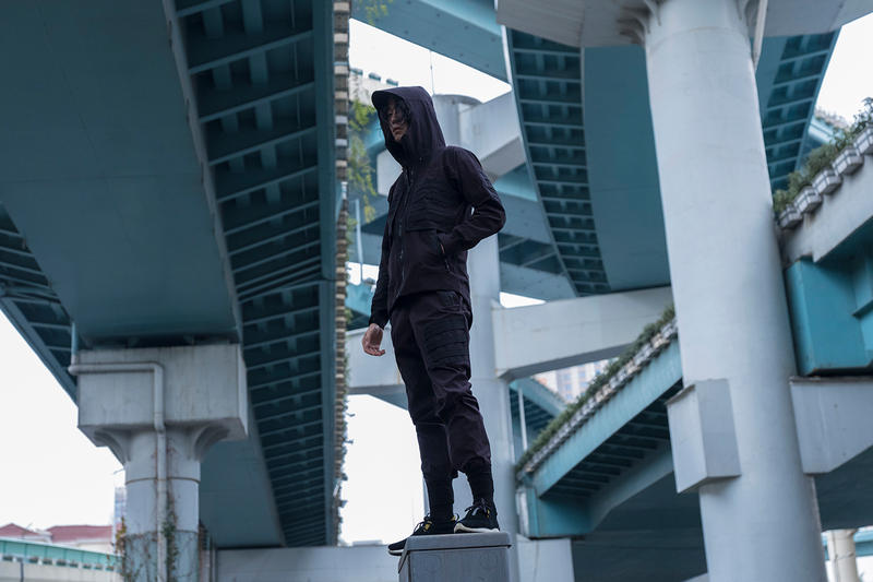 The North Face Urban Exploration「Gear Pocket」系列台灣發售訊息公佈
