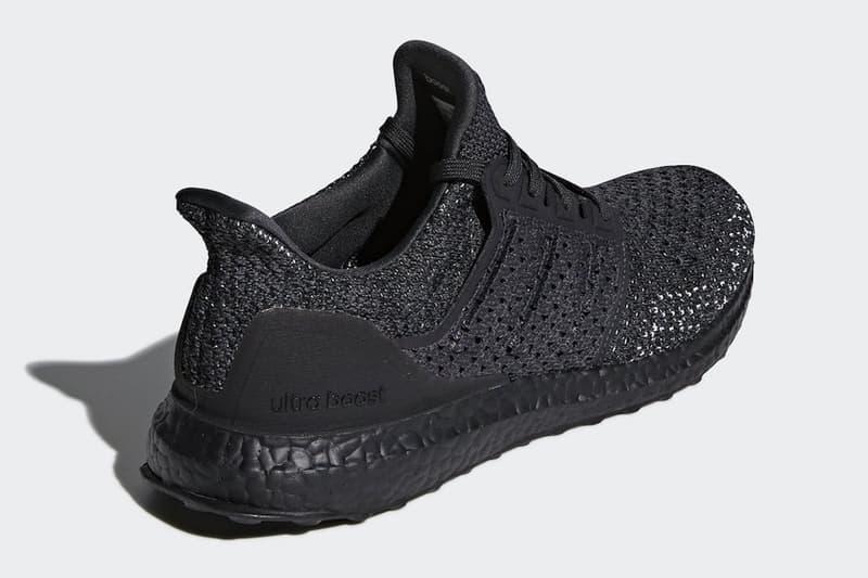 adidas 全新鞋款 UltraBOOST Clima「Triple Black」配色官方圖片釋出