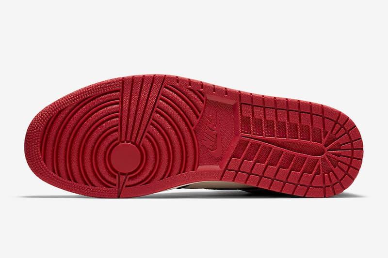 Air Jordan 1 全新「Bred Toe」配色官方圖片釋出
