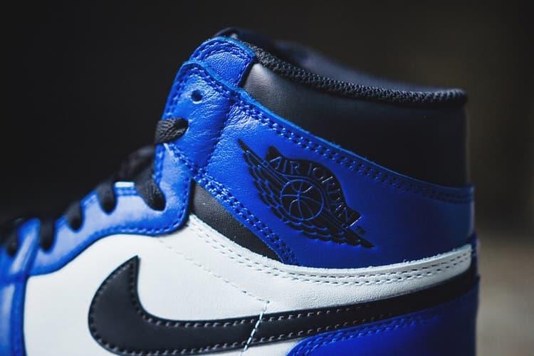 近賞下月推出的 Air Jordan 1 Retro High OG「Game Royal」