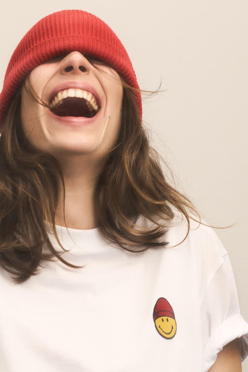 AMI Alexandre Mattiussi x Smiley 2018 春季聯乘系列
