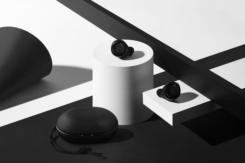 B&O Play E8 無線耳機全白、全黑別注配色上架