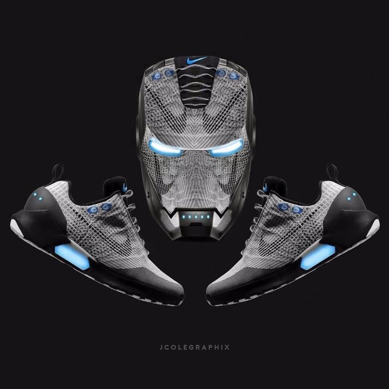 Marvel《黑豹》聯乘 adidas 科技鞋款 Futurecraft 4D!?