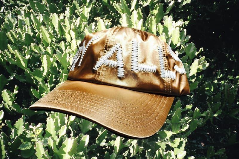 Cactus Plant Flea Market 推出全新 Satin Caps 系列