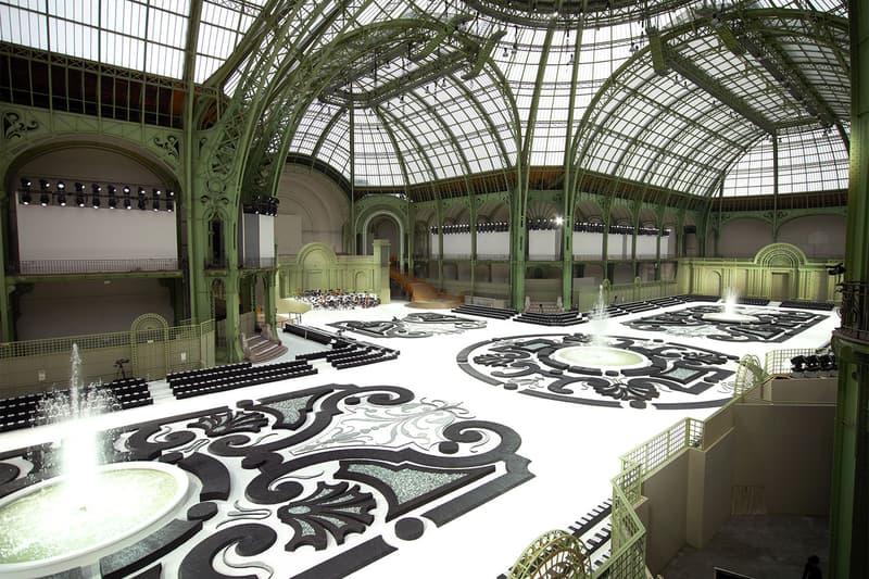 Chanel 贊助法國巴黎 Grand Palais 翻新復修工程