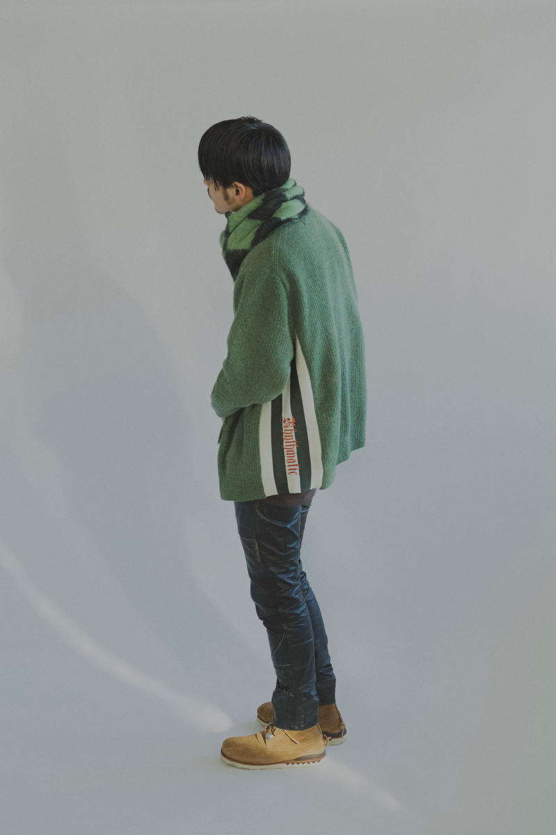 Children of the discordance 2018 秋冬系列