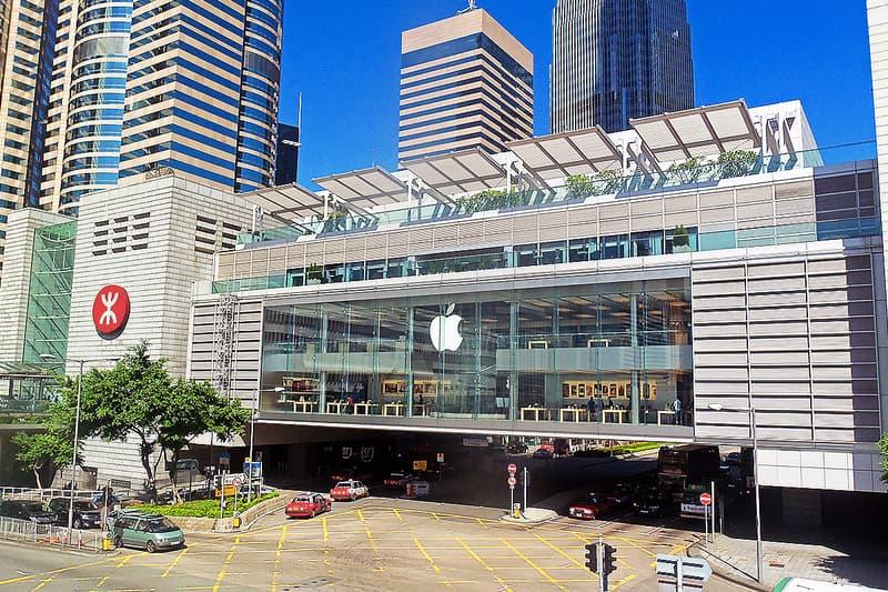 香港 Apple Store 有 iPhone 於維修時電池冒煙