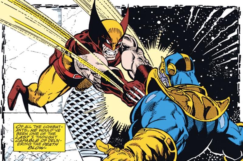 《Avengers: Infinity War》奸角 Thanos 臉上的三道爪痕是來自 Wolverine!?
