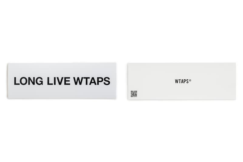 西山徹親自抵台!WTAPS x INVINCIBLE 最新聯乘系列發布