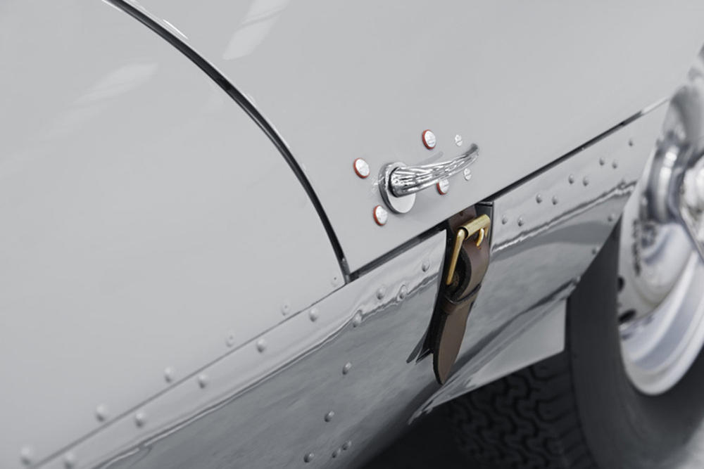 經典再現!Jaguar 將復刻 1950 年代傳奇 D-type 賽車