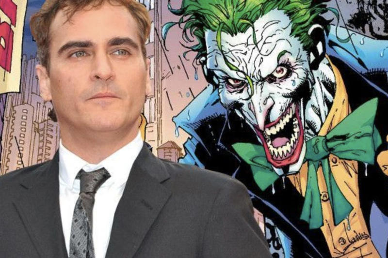 Joaquin Phoenix 將取代 Leonardo DiCaprio 演出小丑起源電影!?