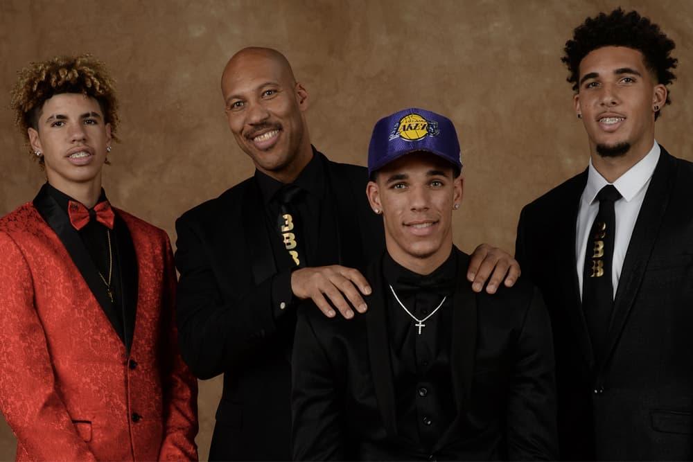 Lonzo Ball 將會轉隊?LaVar Ball 喊話威脅 Lakers 簽下「三兄弟」