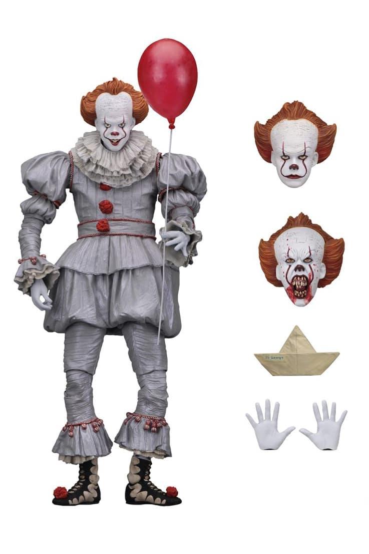 NEAC 將推出 1990 及 2017 年版本《IT》Pennywise Clown 人偶