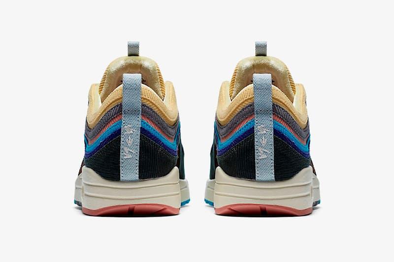 官方近賞 Sean Wotherspoon x Nike Air Max 1/97「混血」大作