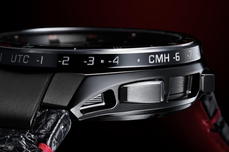 國寶級聯名-Seiko x Honda NSX 合作推出限量版手錶