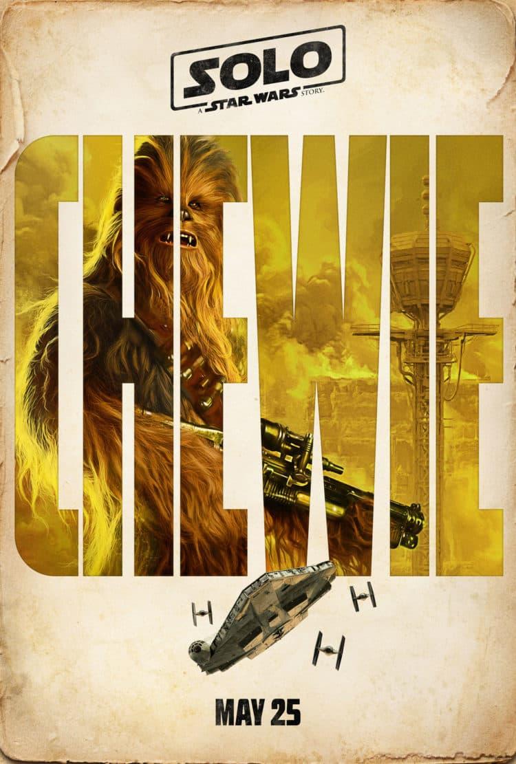 《星球大戰外傳:索羅》官方先行預告正式發布