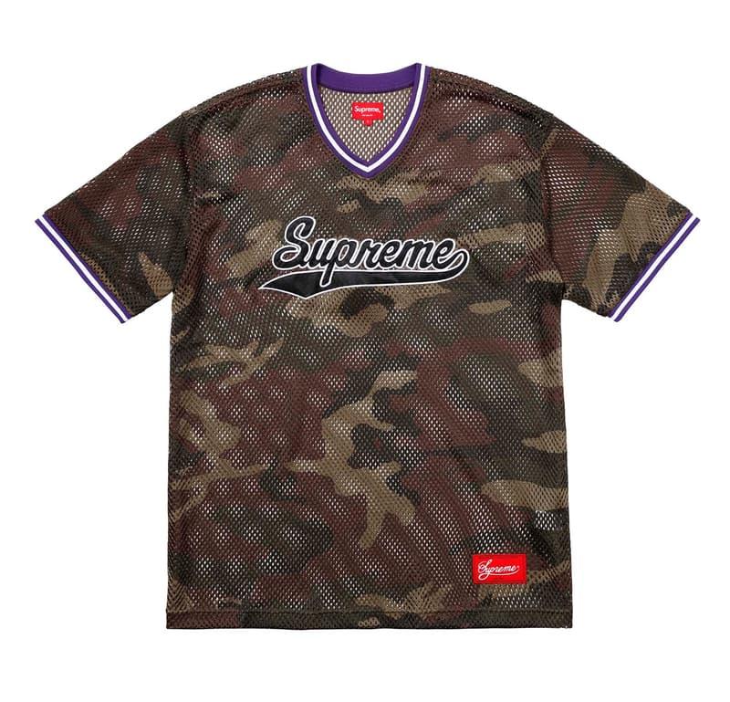 Supreme 2018 春夏上裝系列
