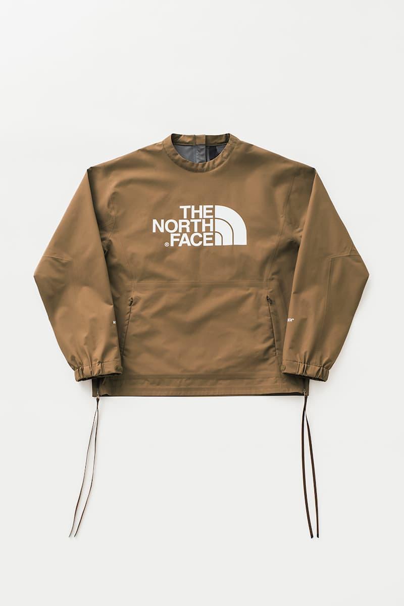 The North Face x HYKE 2018 春夏聯乘系列完整單品一覽