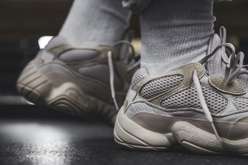 獨家近賞 YEEZY Desert Rat 500「Blush」配色