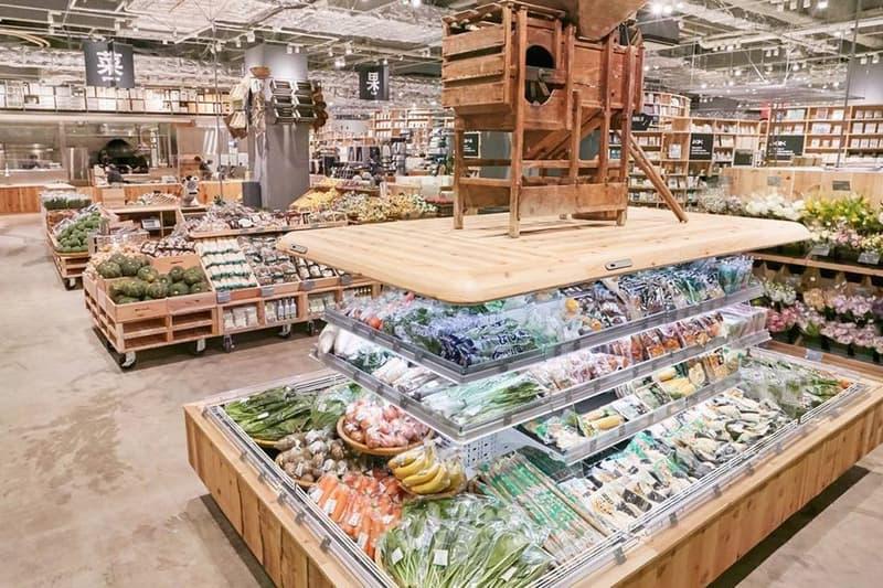 走進世界上最大的 MUJI 生鮮超市