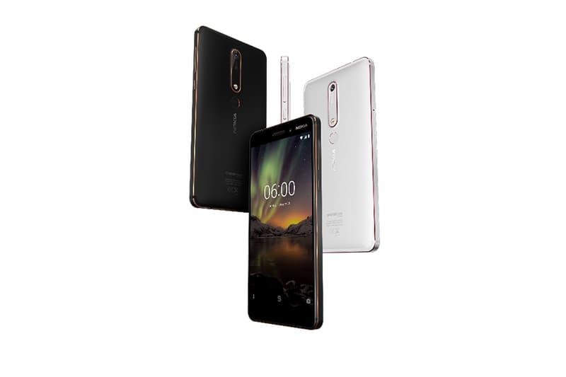 全新 Nokia 6 及 Nokia 7 plus 正式同步登陸香港