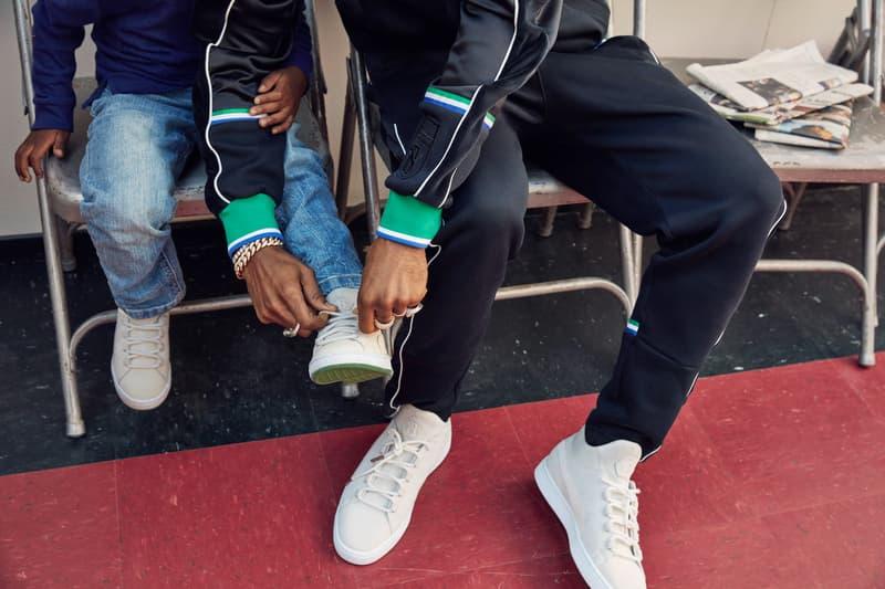 Big Sean x PUMA 2018 春夏聯乘系列正式發佈
