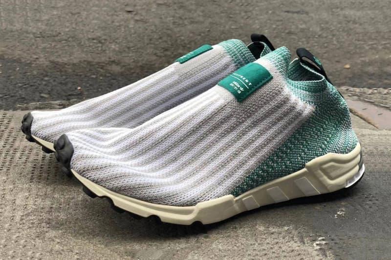 adidas Originals EQT 全新襪式版本諜照曝光