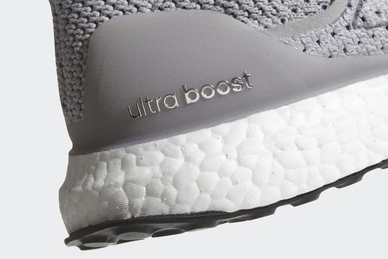 adidas UltraBOOST Clima 全新配色設計「Grey Two」
