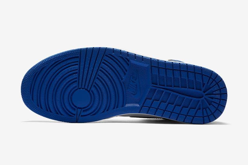 Air Jordan 1 全新「Game Royal」配色官方圖片及發售信息揭曉