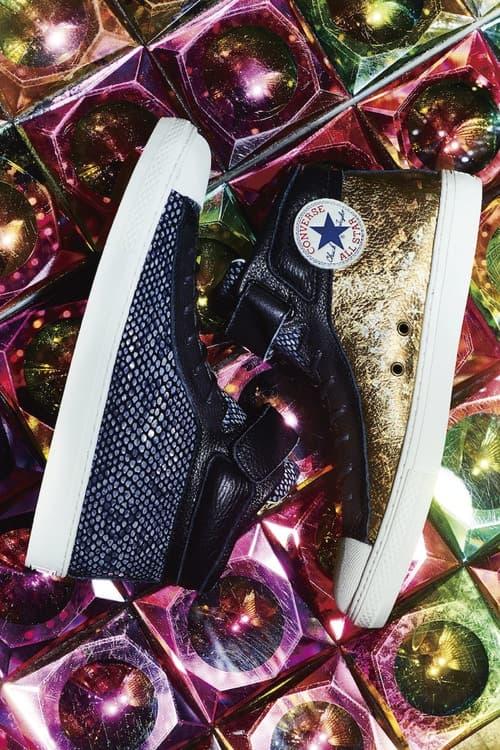Alber Elbaz x Converse 全新「Avant」聯乘鞋款系列