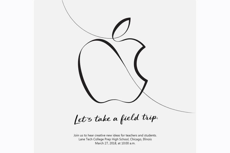 實地考察 - Apple 將於 3 月 27 日在芝加哥舉行媒體活動