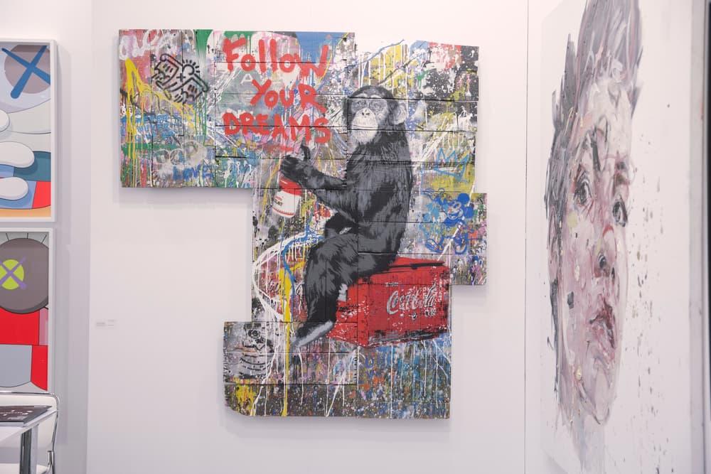走進香港中心藝術博覽會 Art Central 2018 現場
