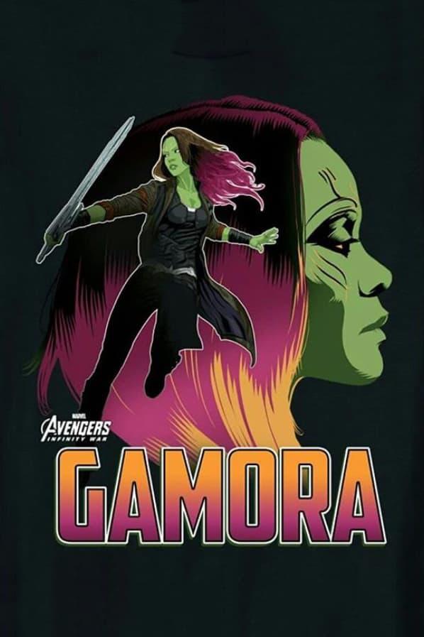 MARVEL 發佈《Avengers: Infinity War》電影 20 位角色的獨立宣傳海報