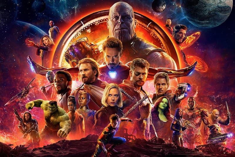 棋差一着!《Avengers: Infinity War》電影官方海報出現設計漏洞