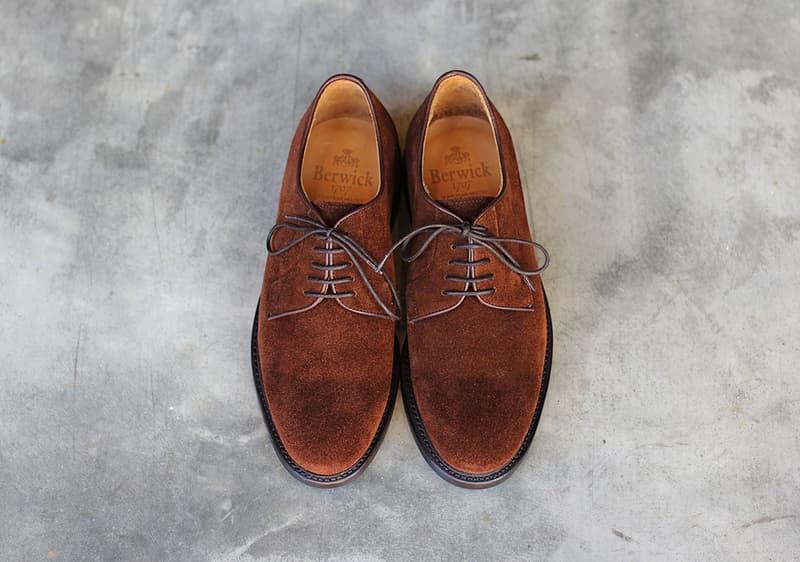 牛皮價錢馬皮味道-西班牙高質手造皮鞋品牌 Berwick 1707