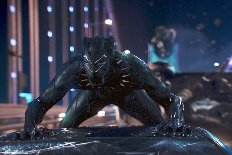 勢如破竹-《Black Panther》打進史上最高票房電影頭 20 名