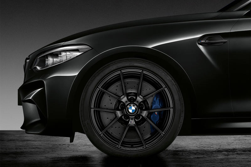 BMW M2「Black Shadow」特別版跑車