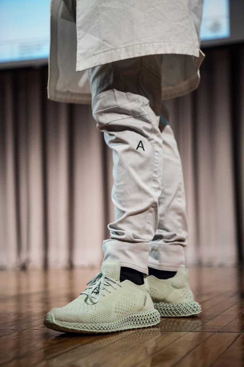 Daniel Arsham x adidas 聯乘 FUTURECRAFT 4D 正式亮相