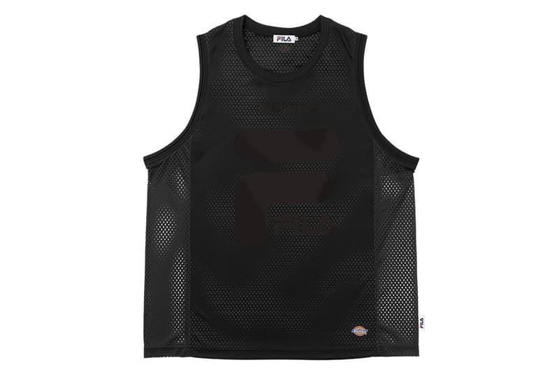 FILA x Dickies 推出春夏季度復古運動風格球衣系列