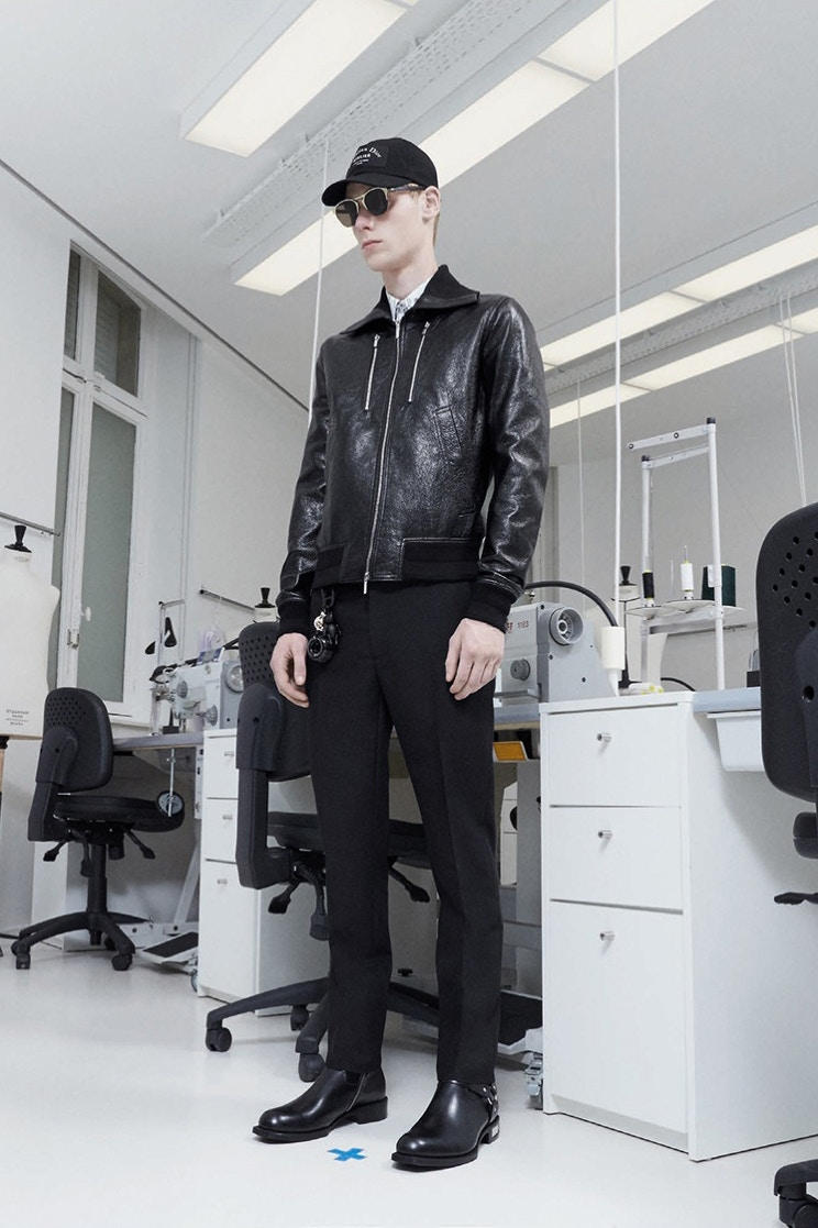 Dior Homme 2018 早秋系列 Lookbook