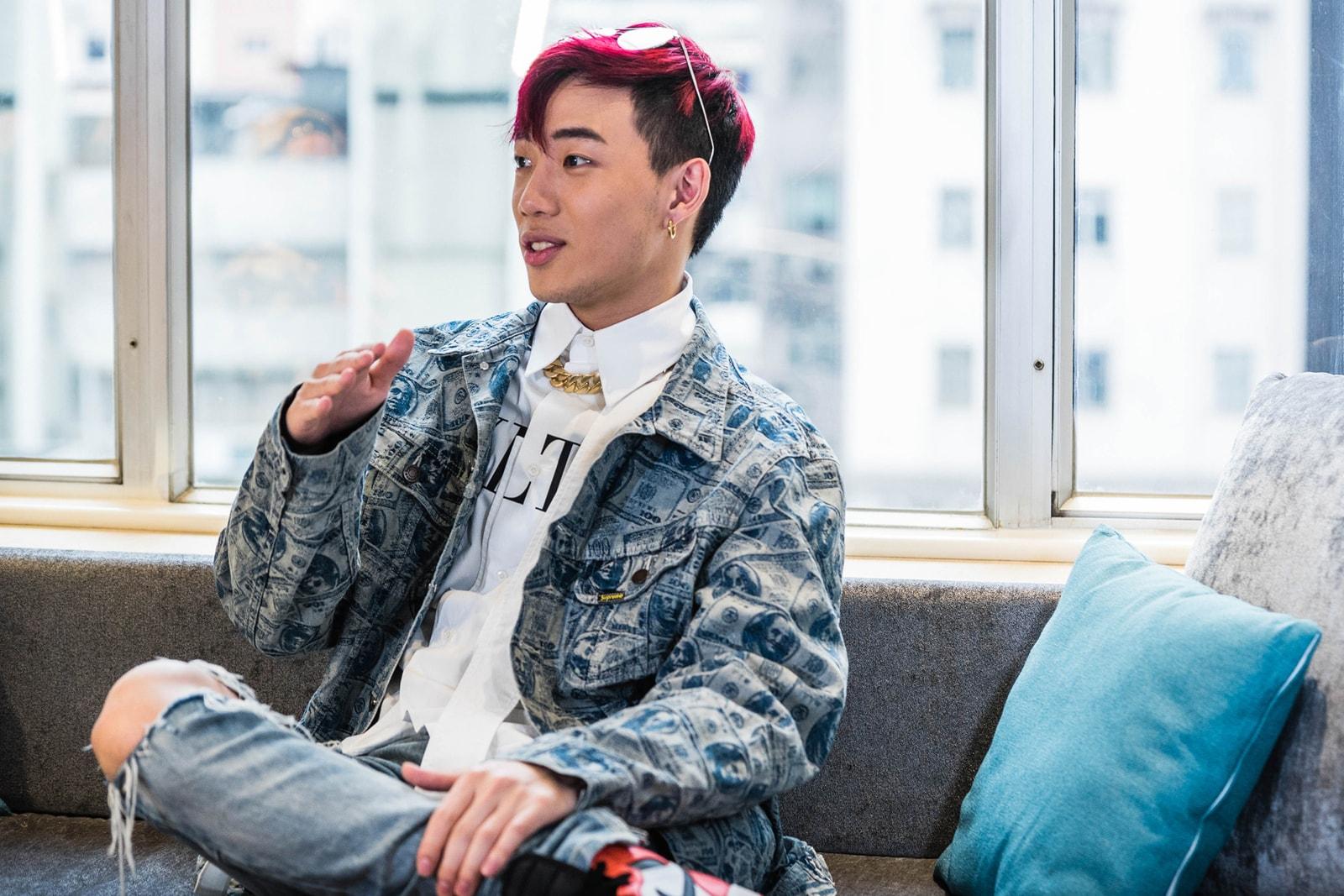 HYPEBEAST 專訪台灣新晉 R&B 歌手 ØZI:潮流與音樂創作一樣,都講求層次