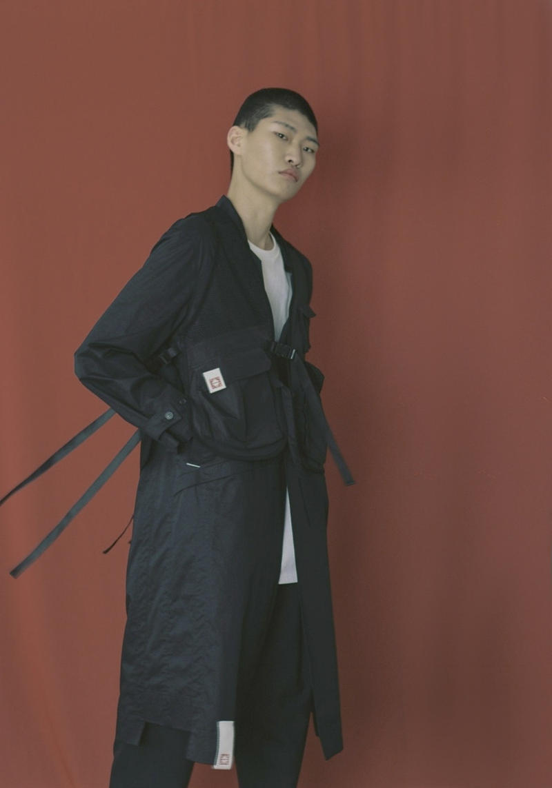 IISE 2018 春夏「Collection 006」系列 Lookbook