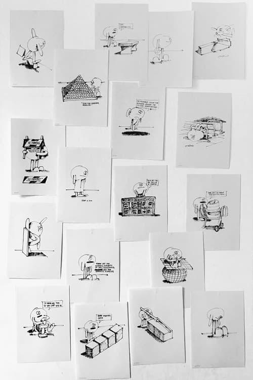 James Jarvis 將於香港舉行個人畫展「The Waste Man」
